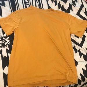 Plain Orange Shirt